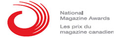 Logo for National Magazine Awards