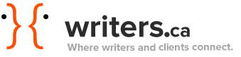 Logo for Writers.ca